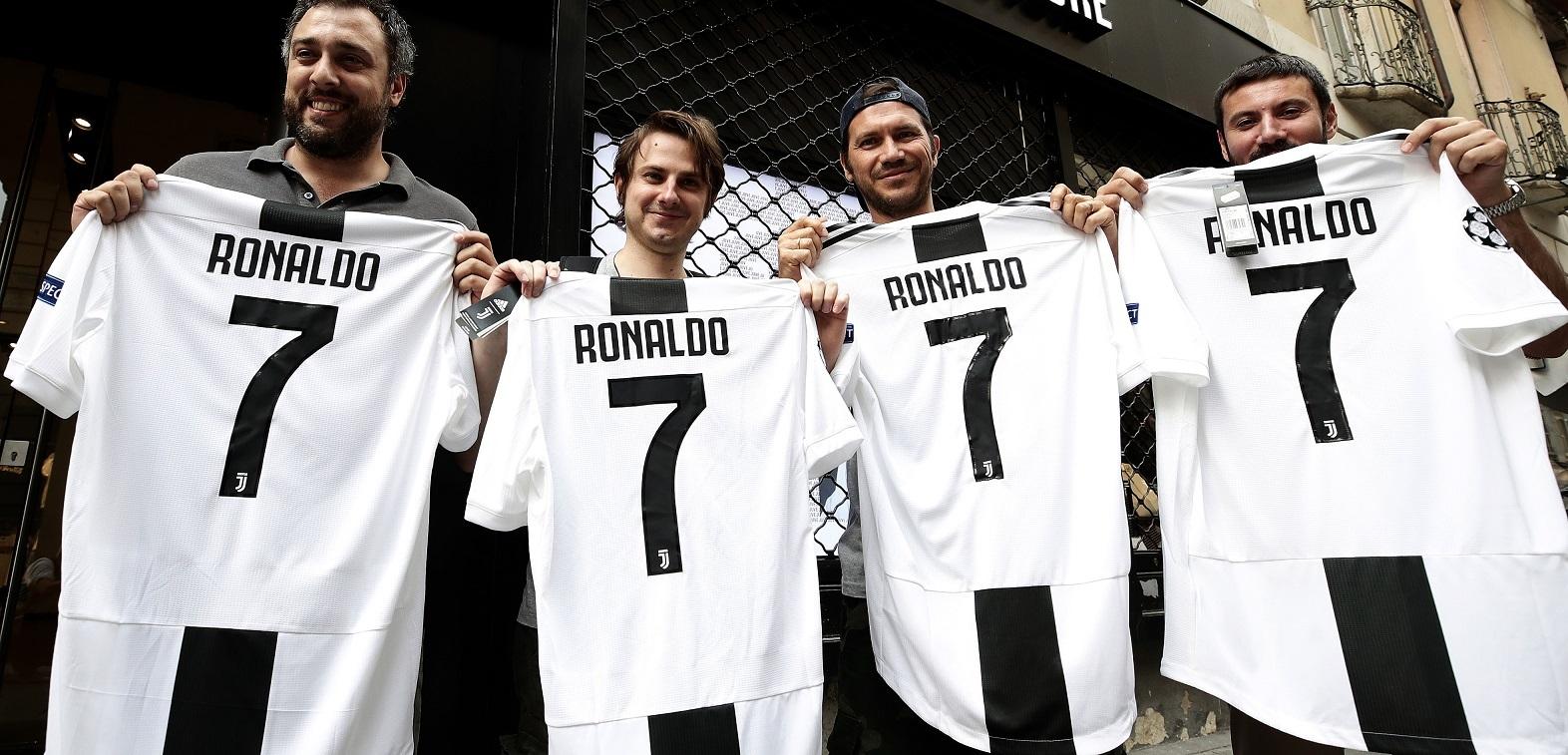 maillot Cristiano Ronaldo